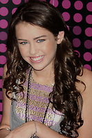 Miley Cyrus<br /> 2007<br /> Photo By John Barrett/CelebrityArchaeology.com