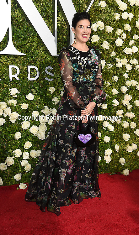 Phoebe Cates attends the 71st Annual  Tony Awards on June 11, 2017 at Radio City Music Hall in New York, New York, USA.<br /> <br /> photo by Robin Platzer/Twin Images<br />  <br /> phone number 212-935-0770
