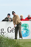 Des Smyth during the Pro-Am at the Irish Open in Co.Louth Golf Club,  Baltray...Photo NEWSFILE/Jenny Matthews.(Photo credit should read Jenny Matthews/NEWSFILE)....This Picture has been sent you under the condtions enclosed by:.Newsfile Ltd..The Studio,.Millmount Abbey,.Drogheda,.Co Meath..Ireland..Tel: +353(0)41-9871240.Fax: +353(0)41-9871260.GSM: +353(0)86-2500958.email: pictures@newsfile.ie.www.newsfile.ie.FTP: 193.120.102.198.