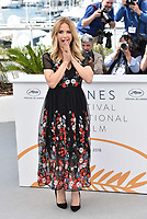 CANNES, FRANCE - MAY 15: Kelly Preston at photocall for 'Rendezvous With John Travolta - Gotti' during the 71st annual Cannes Film Festival at Palais des Festivals on May 15, 2018 in Cannes, France. <br /> CAP/PL<br /> &copy;Phil Loftus/Capital Pictures