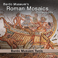 Bardo Museum Roman Mosaics Artefacts - Tunis