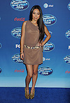 WESTWOOD, CA - JANUARY 09: Jessica Sanchez attends the FOX's 'American Idol' Season 12 Premiere at Royce Hall on the UCLA Campus on January 9, 2013 in Westwood, California.