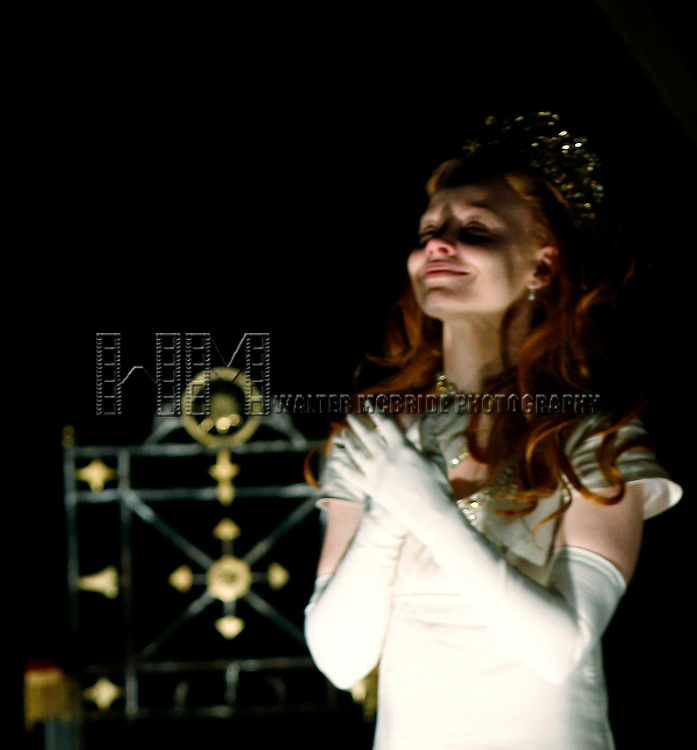 Lauren Ambrose.during the Opening Night Performance Curtain Call for EXIT THE KING at the Barrymore Theatrein New York City..March 26, 2009.© Walter McBride /