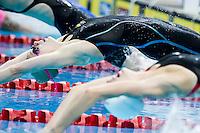 ATHERTON Minna AUS<br /> 100 Backstroke Women Final Gold Medal and New Junior World Record<br /> Day02 26/08/2015 - OCBC Aquatic Center<br /> V FINA World Junior Swimming Championships<br /> Singapore SIN  Aug. 25-30 2015 <br /> Photo A.Masini/Deepbluemedia/Insidefoto