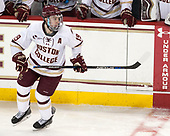 Ryan Fitzgerald (BC - 19) - The Boston College Eagles defeated the University of Vermont Catamounts 7-4 on Saturday, March 11, 2017, at Kelley Rink to sweep their Hockey East quarterfinal series.The Boston College Eagles defeated the University of Vermont Catamounts 7-4 on Saturday, March 11, 2017, at Kelley Rink to sweep their Hockey East quarterfinal series.