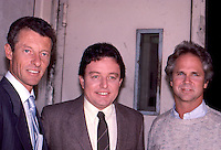 Leave It To Beaver 1987 Ken Osmond,<br /> Jerry Mathers,Tony Dow by Jonathan Green