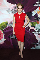 LOS ANGELES - JAN 13:  Amanda Schull at the Hallmark Channel and Hallmark Movies and Mysteries Winter 2018 TCA Event at the Tournament House on January 13, 2018 in Pasadena, CA