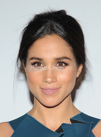 New York,NY- October 28: Meghan Markle attends the Elton John AIDS Foundation's 13th Annual An Enduring Vision Benefit at Cipriani Wall Street on October 28, 2014 in New York City In New York City on October 27, 2014 . Credit: John Palmer/MediaPunch