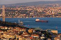 Europe/Turquie/Istanbul :  Pont du Bosphore