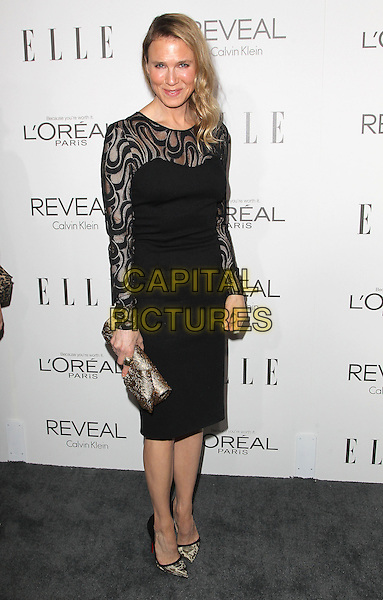 20 October  2014 - Beverly Hills, California - Renee Zellweger. 2014 ELLE Women In Hollywood Awards held at the Four Seasons Hotel.  <br /> CAP/ADM/FS<br /> &copy;Faye Sadou/AdMedia/Capital Pictures