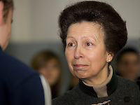 14/01/10 Princess Royal opens Scotstoun