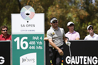 Louis Oosthuizen (RSA) during the 3rd round of the SA Open, Randpark Golf Club, Johannesburg, Gauteng, South Africa. 8/12/18<br /> Picture: Golffile | Tyrone Winfield<br /> <br /> <br /> All photo usage must carry mandatory copyright credit (© Golffile | Tyrone Winfield)