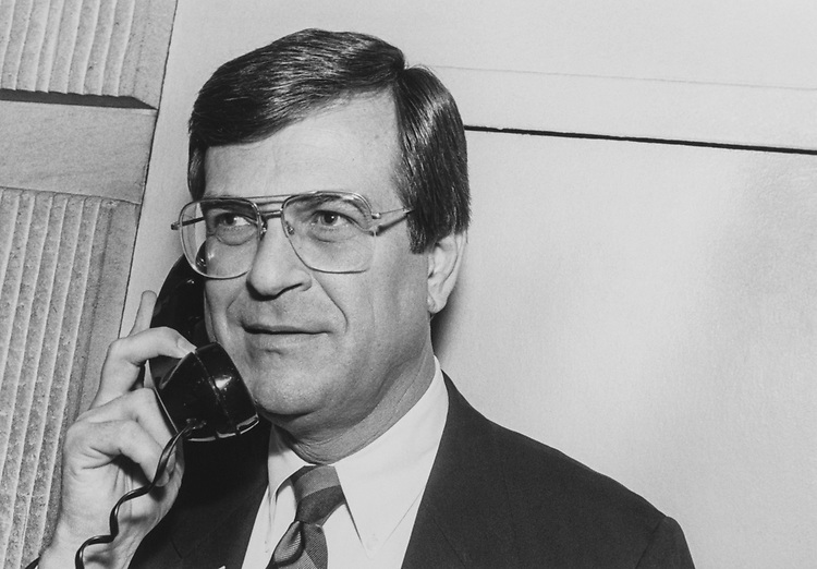 Sen. Trent Lott, R-Miss. 1991 (Photo by /CQ Roll Call via Getty Images)
