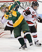 Christine Lambert (Clarkson - 22), Ann Doherty (Northeastern - 16) - The Northeastern University Huskies defeated the visiting Clarkson University Golden Knights 5-2 on Thursday, January 5, 2012, at Matthews Arena in Boston, Massachusetts.
