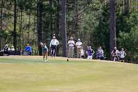 Allyson Geir-Park (USA) on the 9th during the second round of the Augusta National Womans Amateur 2019, Champions Retreat, Augusta, Georgia, USA. 04/04/2019.<br /> Picture Fran Caffrey / Golffile.ie<br /> <br /> All photo usage must carry mandatory copyright credit (&copy; Golffile | Fran Caffrey)