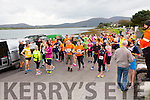 Action from the start of the Valentia Cable 10K Run on Saturday.