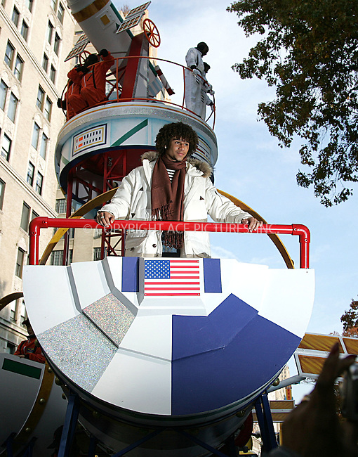 WWW.ACEPIXS.COM . . . . . ....November 22 2007, New York City....Actor Corbin Bleu at the Macy's Thanksgiving Day Parade 2007.....Please byline: DAVID MURPHY - ACEPIXS.COM.. . . . . . ..Ace Pictures, Inc:  ..(646) 769 0430..e-mail: info@acepixs.com..web: http://www.acepixs.com