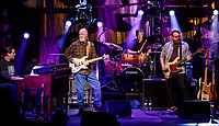 AUSTIN, TX  - November 30, 2017: Jimmy Herring and The Invsible Whip performs as John McLaughlin and Jimmy Herring perform at Paramount Theater in Austin, Texas on November 30, 2017. Credit: Erik Kabik Photography/ MediaPunch