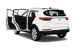 Car images of 2016 KIA Sportage Sense 5 Door Suv Doors