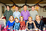 Carol Leahy, Causeway celebrates a birthday with family at Cassidy's on Friday Pictured front l-r Avril Maloney, Clodagh Dooley, Carol Leahy, Carmel Leahy, Sharon Dooley, Back l-r David Leahy, Mike Maloney, Maurice Leahy, John Dooley