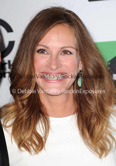 Julia Roberts attends The 17th Annual Hollywood Film Awards held at The Beverly Hilton Hotel in Beverly Hills, California on October 21,2012                                                                               © 2013 Hollywood Press Agency