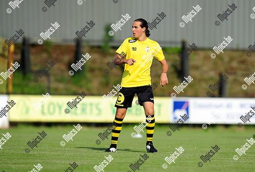 2014-07-26 / Voetbal / seizoen 2014-2015 / Berchem Sport / Keano Clemente<br /><br />Foto: mpics.be