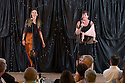 12/06/15<br /> <br /> L to R Helen Craven and Nuala Welsh singing Gypsies, Tramps and thieves<br /> <br /> Clifton Village Cabaret Night - fundraising event for Clifton School and Church held in Clifton Village Hall on Friday 12th June.<br /> <br /> The event raised £1,140.<br /> <br /> All Rights Reserved: F Stop Press Ltd. +44(0)1335 418365 www.fstoppress.com.