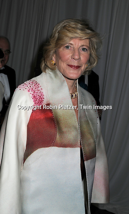 Agnes Gund..arriving at The Museum of Modern Art's 40th Annual Party in the Garden on June 10, 2008 in New York City. ....Robin Platzer, Twin Images
