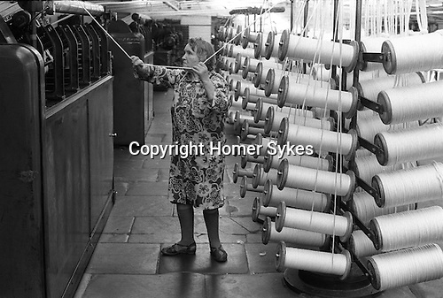 Saltaire, Bradford. 1981<br />