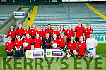 Holy Cross Mercy, Killarney  at the Allianz Cumann na mBunscol Girls's Football Division 3 Urban Final at Austin Stack Park on Thursday against Presentation Primary School Tralee