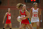 Netball World Cup Qualifier Wales v England