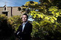 06302010- Sean Henderson, President of the Alumni Board of Governors, Seattle University Magazine, profile, alumni focus<br />