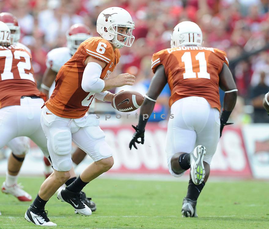 Case McCoy(6) / Texas Longhorns