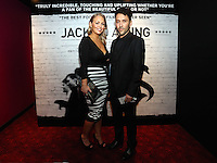 Pictured: Actor Richard Mylan (R) with his girlfriend. Friday 12 September 2014<br />