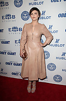LOS ANGELES, CA - NOVEMBER 7: Ginnifer Goodwin, at Photo Op For Hulu's 'Obey Giant at the The Theatre at Ace Hotel in Los Angeles, California on November 7, 2017. Credit: Faye Sadou/MediaPunch