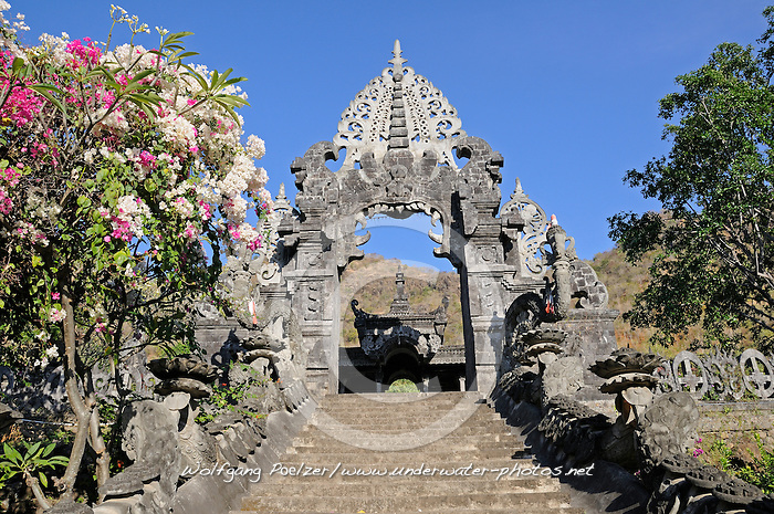 Pura Melanting, Melanting Tempel, Melanting Temple, balinesischer Tempel, balinese Temple, Bali, Indonesien, Indonesia Asien, Asia