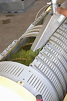 horisontal vaslin grape press chardonnay dom m juillot mercurey burgundy france