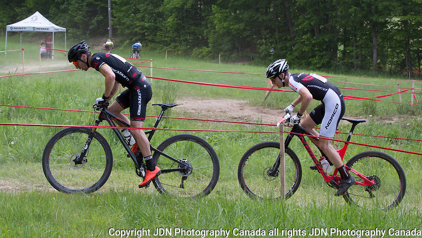 Superfly MTB Canada Cup Series - Cycling Canada  at Horseshoe Resort on June 7, 2015