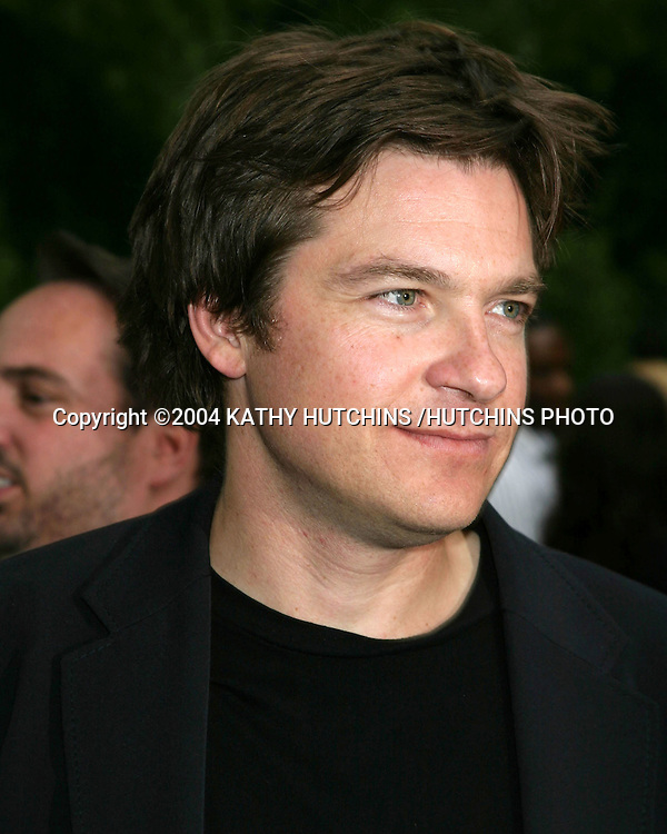 ©2004 KATHY HUTCHINS /HUTCHINS PHOTO.FOX-TV UPFRONTS.CENTRAL PARK BOATHOUSE.NEW YORK CITY, NY.MAY 20, 2004..JASON BATEMAN