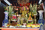 Offerings At Pagoda