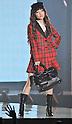 "Sayaka Kanda, Sep 14, 2013 : Tokyo, Japan : Sayaka Kanda walks the runway during the ""TOKYO RUNWAY 2013 Autumn/ Winter"" in Tokyo, Japan on September 14, 2013. - Oui, Ayano Ruban"