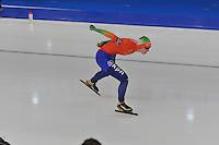 SCHAATSEN: BERLIJN: Sportforum, 07-12-2013, Essent ISU World Cup, 1500m Ladies Division A, Lotte van Beek (NED), ©foto Martin de Jong