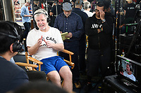 LOS ANGELES, CA - JANUARY 9: Freddie Roach at the Manny Pacquiao and Adrien Broner Los Angeles Media Day at the Wild Card Boxing Club in Los Angeles, California on January 9, 2019. <br /> CAP/MPI/DAM<br /> &copy;DAM/MPI/Capital Pictures
