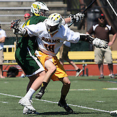 Grosse Point North at Rochester Adams, Boys Varsity Lacrosse, 5/24/14