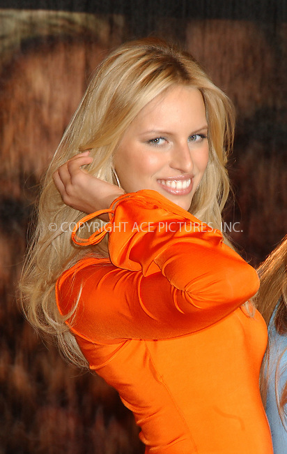 WWW.ACEPIXS.COM . . . . .....February 28 2007, New York City....KAROLINA KURKOVA....Victoria's Secret launches five new 'Secret Embrace' bras at their flagship New York store in Herald Square. ....Please byline: Kristin Callahan - ACEPIXS.COM..... *** ***..Ace Pictures, Inc:  ..Philip Vaughan (646) 769 0430..e-mail: info@acepixs.com..web: http://www.acepixs.com