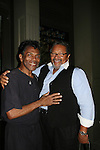 The Classical Theatre of Harlem, Inc presents Archbishop Supreme Tartuffe starring Andre De Shields (ATWT), Kim Brockington (GL), Ted Lange (Love Boat) and the rest of the cast at the Clurman Theatre in Theatre Row, New York City, New York. (Photo by Sue Coflin/Max Photos)