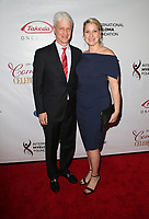 LOS ANGELES, CA - NOVEMBER 3: Andy Kuzneski, Laurie Kuzneski, at The International Myeloma Foundation's 12th Annual Comedy Celebration at The Wilshire Ebell Theatre in Los Angeles, California on November 3, 2018.   <br /> CAP/MPI/FS<br /> &copy;FS/MPI/Capital Pictures
