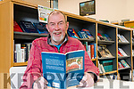 Kevin Griffin reads from his new book of poems at Killorglin Library on Thursday