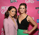 Erika Henningsen and Taylor Louderman attends the Broadway Opening Night After Party for 'Mean Girls' at Tao on April 8, 2018 in New York City.