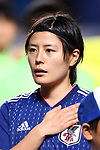 Hikaru Naomoto (JPN), <br /> DECEMBER 11, 2017 - Football / Soccer : <br /> EAFF E-1 Football Championship 2017 Women's Final match <br /> between Japan 1-0 China <br /> at Fukuda Denshi Arena in Chiba, Japan. <br /> (Photo by Naoki Nishimura/AFLO SPORT)